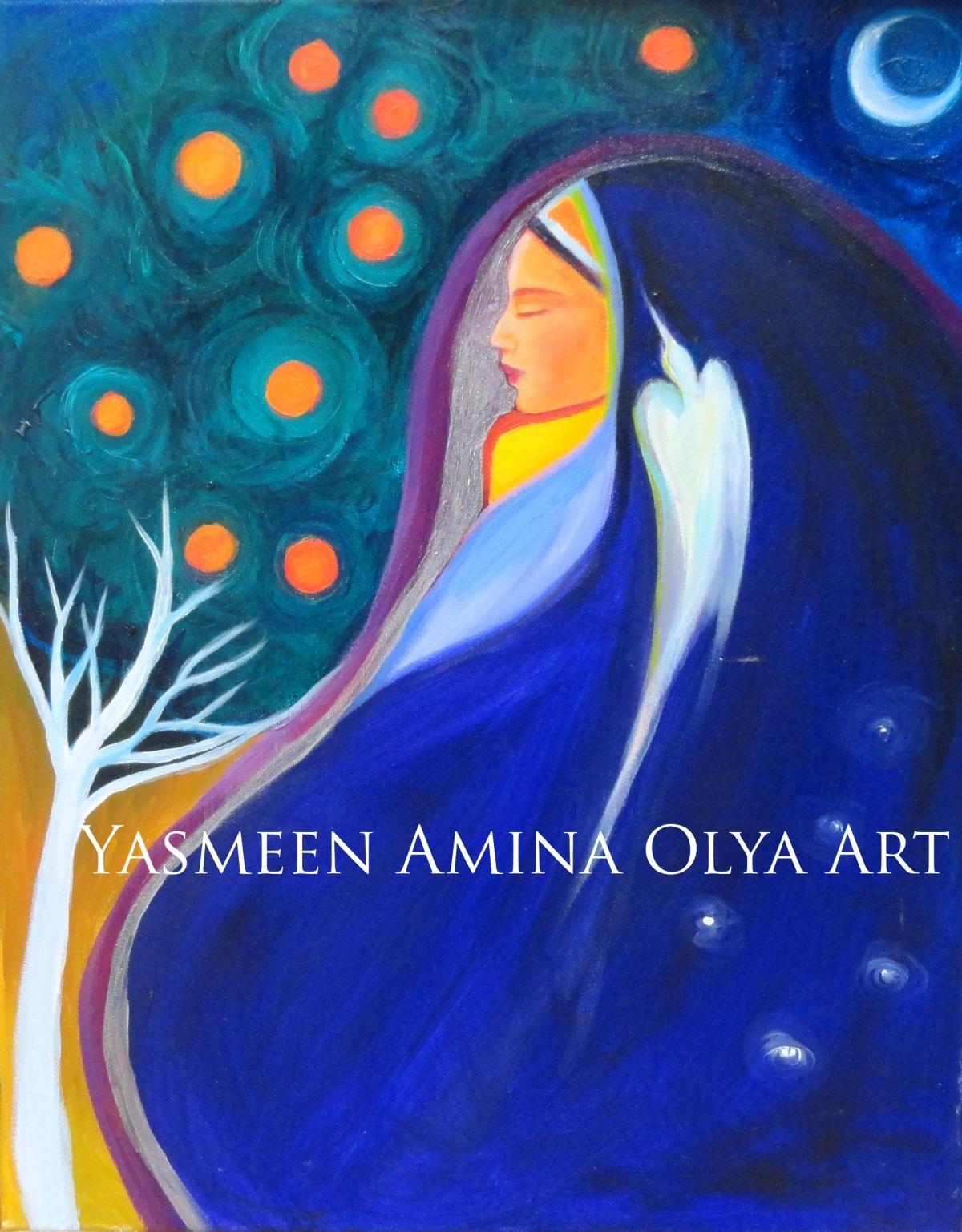 Islamic painting, Islamic Art, Sufi Artwork, Sufism, Yasmeensong